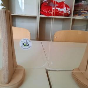 Plexi Glass για Σχολεία